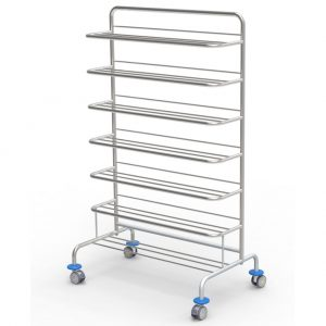 Clog racks for operating room art 233208