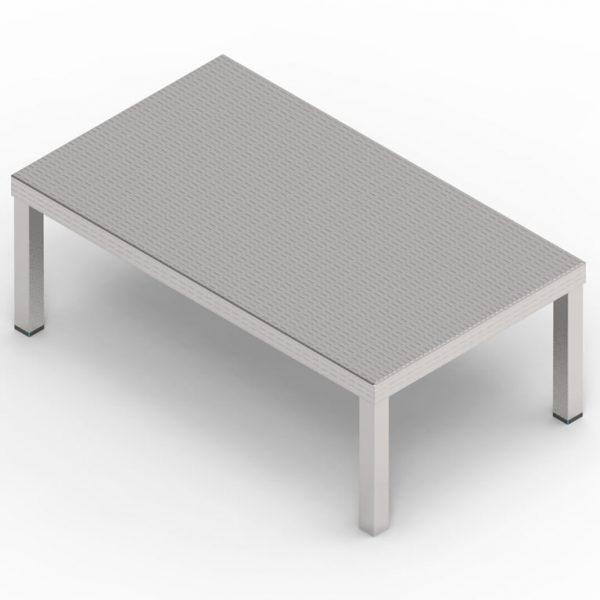 Single step stools for operating theatre artt 233222 233223 233224