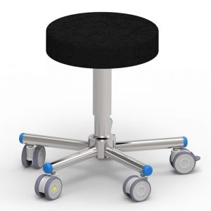 Operating room stools art 108308 with screw elevation