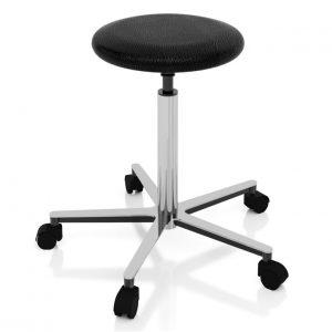 Examination room stool screw elevationart 108319