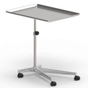 Mayo stand art191115 non removable deep-drawn table top