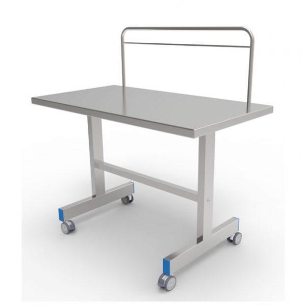 Instruments tables artt 191125 - 191126 - 191127 with tubolar overbridge